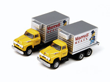 Mini Metals # 50330 1954 Ford F-700 Delivery Truck MORRELL MEATS pkg(2)  N MIB