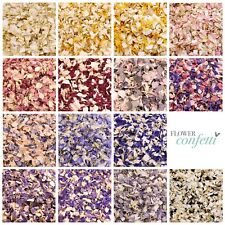 Premium Flower Confetti | Biodegradable Wedding Confetti | Eco-Friendly Confetti