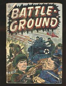 Battle Ground # 1 Fair/Good Cond.