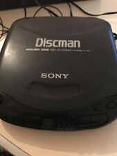 walkman sony discman d 141 +casque sony
