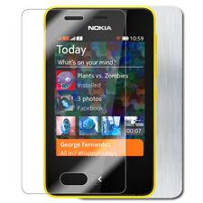Skinomi Brushed Aluminum Full Body Cover+Screen Protector for Nokia Asha 501