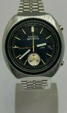 Seiko 5 Sports 6139 8000T SpeedTimer Automatic watch Chronograph Mens vintage