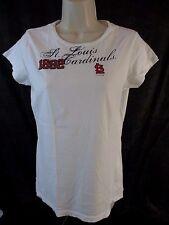 St.Louis Cardinals MLB G-III Short Sleeve Graphic Pullover T-Shirt CB15i