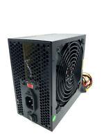 "650 Watt ATX PC Power Supply 120MM 12CM 4.5"" Large Silent Fan EPS12V ATX12V PCI"