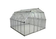 Palram Americana Greenhouse 12ft x 12ft Backyard, Aluminium, Polycarbonate