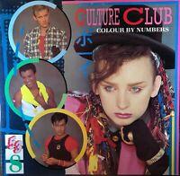 Culture Club - Colour By Numbers - Epic Records - 1983 - Vinyl LP