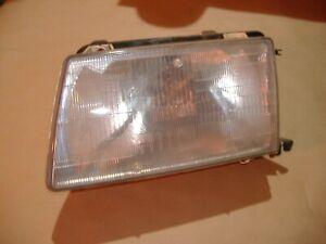 Audi 5000 driver side left headlight hella 84 - 86 yr