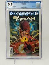 Batman #21 (2017) 1st Print Lenticular Watchmen Doomsday CGC 9.8  DC NM+ MT