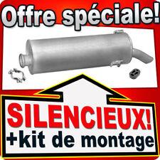 Silencieux Arriere PEUGEOT 306 1.9 D 75/90 CH 2.0 HDI Hayon 93-02 DEK