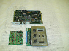 SPX Security Computer Boards from Computer Work Station