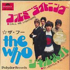 THE WHO-CALL ME LIGHTNING / DR. JEKYLL...-JAPAN 7INCH MINI LP SHM-CD Ltd/Ed D73