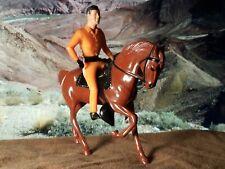 "1960's Jim Hardie and horse, Hartland 5"" Mini series"