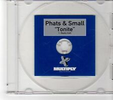 (FM676) Phats & Small, Tonite - 1999 DJ CD