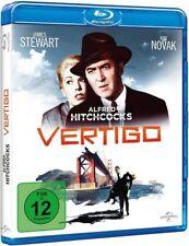 Alfred Hitchcocks Vertigo - Blu-Ray NEU