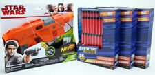 Star Wars Nerf Poe Dameron Blaster & 108 Darts NEW