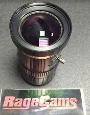 "5-50mm 1/2"".5 Zoom CS mount HD Camera Lens Manual Iris 3MP for Samsung XNB-6000"