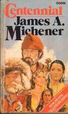 Centennial(Paperback Book)James A Michener-Corgi-UK-1979-Acceptable