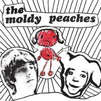 """THE MOLDY PEACHES-THE MOLDY PEACHES 7"""" / CD / ROTES VINYL  2 VINYL LP+CD NEW!"""