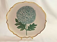"New ListingWest Elm Collector's Edition - Sam Kalda - Chrysanthemum Plate 9"""