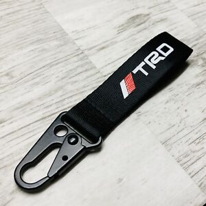 TOYOTA TRD Racing Class A Keychain Wrist Lanyard with Metal Hook -FREE SHIPPING!