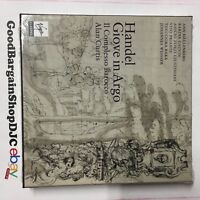 George Frederick Handel - Handel: Giove in Argo (CD, 2013) *New & Sealed*