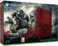 Microsoft Xbox One Console - Gears Of War 4 Limited Edition Console