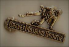 Militaria - Insigne - Brevet militaire sportif - Echelon Bronze GS128