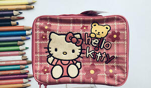 Sanrio Hello Kitty Insulated Lunch Box~Back To School Supplies