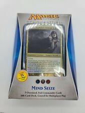 Magic the Gathering Commander 2013 Mind Seize Deck Sealed NEW Jeleva