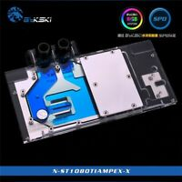 GPU Water Cooling RGB Copper Block For ZOTAC GeForce GTX 1080Ti AMP
