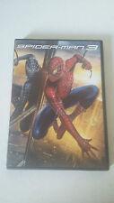 SPIDER-MAN 3 SPIDERMAN 3 - DVD - Tobey Maguire Kirsten Dunst