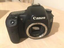 Canon EOS 7D 18.0MP Appareil Photo Reflex Numérique-Noir (Boîtier seulement) - Coffret & carte CF Inc