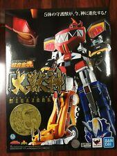 NEW Bandai Soul of Chogokin Gx-72 Mighty Morphin Power Rangers Dino Megazord