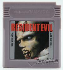 Nintendo Game Boy Color - Resident Evil PS1 Version - GBC GBA SP