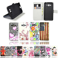 Women Wallet Card Flip Leather Case Cover Stand For Samsung Galaxy Mobile Phones