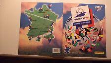 Album Calciatori Panini  Mondiali France 98 - Originale - Completo da Edicola