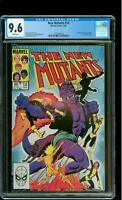 New Mutants 14 CGC 9.6 NM+ 1st Illyana Rasputin as Magik X-Men app Marvel 1984