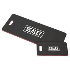 Sealey MECHANICS MAT SET - FULL LENGTH & KNEELER - 28mm Thick - NEW VS8571