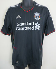 Adidas Liverpool Football Shirt 2011-12 Away Soccer Jersey Camiseta Medium M