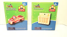 Create & Learn-Pull Back Sports Car & Coin Bank Brand New Ages 6+