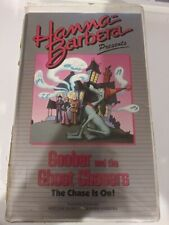 Hanna-Barbera : Goober and the Ghost Chasers - (VHS, 1988) Super Rare*