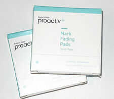 Proactiv + plus solution Mark Fading Pads / toner pads 10 packettes