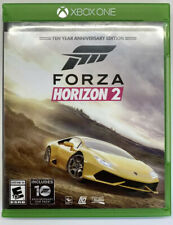 Forza Horizon 2 Xbox One Game Tested Ten Year Anniversary Edition