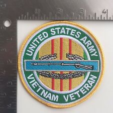US ARMY COMBAT INFANTRY BADGE (VIETNAM) PATCH (CIB)