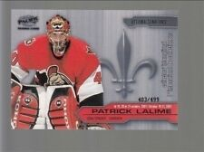 2001-02 Pacific Montreal International #7 Patrick Lalime 403/499