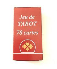 Jeu De TAROT 78 Cartes New