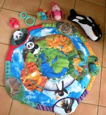 """Baby Gym Play Mat """" Mat Only With Toys """""""
