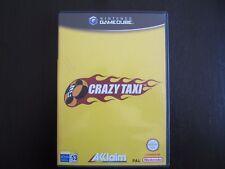 CRAZY TAXI GAME CUBE PAL ESPAÑA GameCube