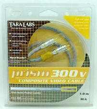 Tara Labs Prism 300 V 1 meter Digital Coaxial or Composite video cable 300v-1M