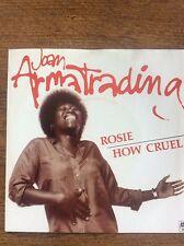 "7"" Single Vinyl 45 picture Sleeve Joan Armatrading Rosie"